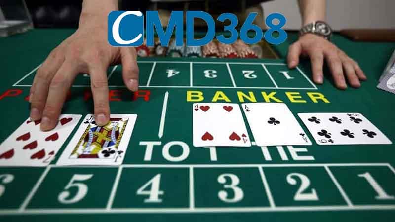 กฎบาคาร่า CMD368 ที่ทุกคนควรรู้ก่อนเล่น
