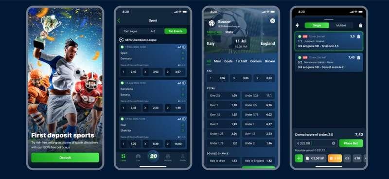 20Bet มือถือ | 20Bet.com Mobile | M.20Bet มือ-ถือ | ทางเข้า 20Bet มือถือ | 20Bet ทาง เข้า มือ ถือเข้าถึงง่ายเดิมพันได้อย่างรวดเร็ว